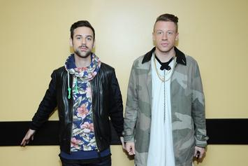 Macklemore & Ryan Lewis' First Week Sales Projections Are In