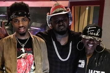 T-Pain, DeJ Loaf, Metro Boomin & Missy Elliott Have Been In The Studio Together