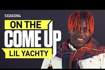 On The Come Up: Lil Yachty