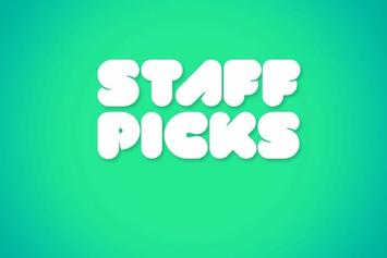 Staff Picks Playlist (March 18)