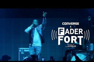 """Watch Yo Gotti Perform """"Down In The DM"""" At The Fader Fort"""
