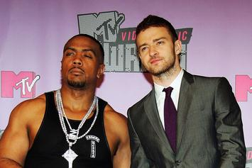Justin Timberlake & Timbaland Hit The Studio Last Night