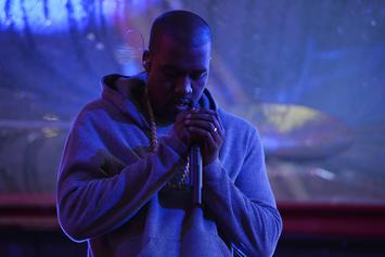 "Kanye West Reportedly Shot Music Video For ""Waves"" In Scotland"