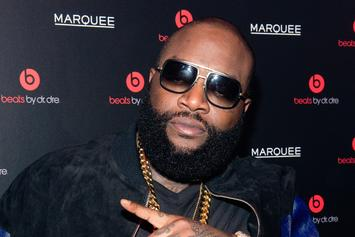 Rick Ross' Ankle Monitor Reportedly Went Off During Meeting With President Obama
