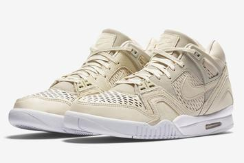 Nike Uses Laser Technology On Air Tech Challenge II