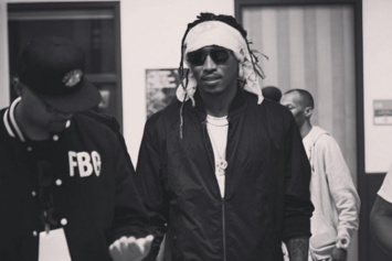 Future Took Jabs At Desiigner & Ciara Last Night In Syracuse