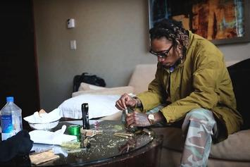 "Wiz Khalifa's ""DayToday: On The Daily"" Vlog"