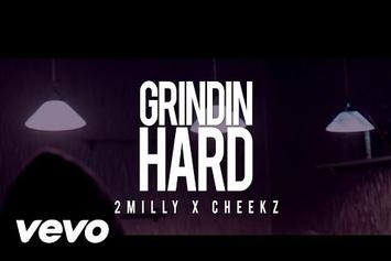 "2 Milly ""Grindin Hard"" Video"