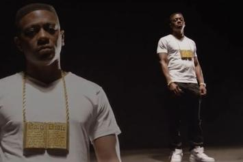 "Boosie Badazz ""Not My Nigga"" Video"