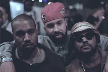 "Schoolboy Q & Kanye West Shoot Video For ""That Part"" In Los Angeles"