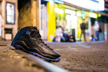 A 'Shanghai' Air Jordan 10 Joins The City Pack