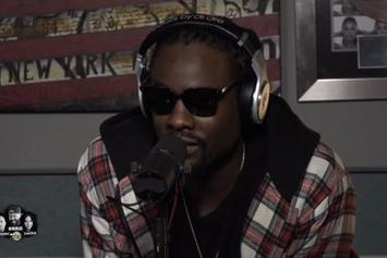 Wale Talks Working With Meek Mill, Social Media, & More On Hot 97