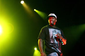 """50 Cent To Troy Ave Following Attempted Murder Charge: """"Hold Ya Head"""""""