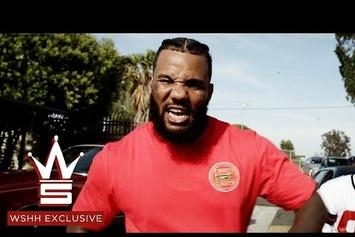 """The Game Feat. Problem, Boogie """"Roped Off"""" Video"""