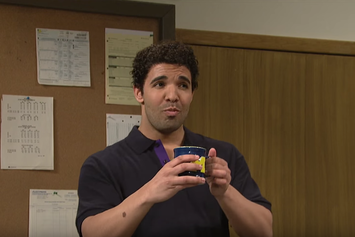 Watch Drake's SNL Skit That Was Cut From The Show
