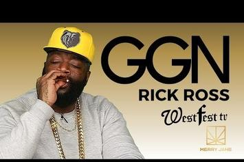 Rick Ross On Snoop Dogg's GGN
