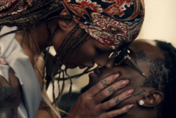 "Niykee Heaton Feat. Migos ""Bad Intentions"" Video"