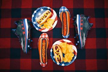 Adidas Unveils Celebratory July 4th Inspired Energy Boost Icon 2 Baseball Cleats