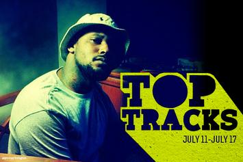 Top Tracks: July 11 - July 17
