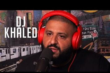 DJ Khaled On Ebro In The Morning