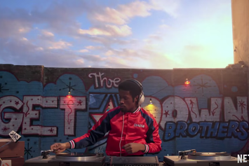 "Official Trailer For The Nas-Produced Netflix Series ""The Get Down"""
