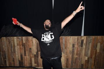 """First Week Sales Projections For DJ Khaled's """"Major Key"""""""