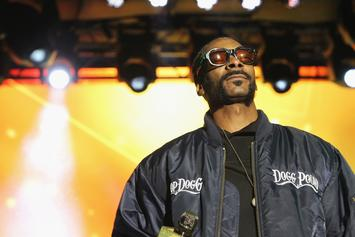 Snoop Dogg Set To Appear In & Executive Produce MTV Weed Show