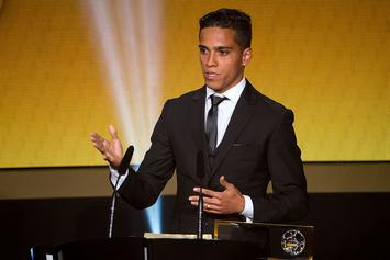 Professional Soccer Player, Wendell Lira, Quits To Focus On Playing FIFA Full Time
