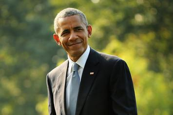 President Obama Drops Summer Playlist, Includes Chance The Rapper, Wale, Nas, & More