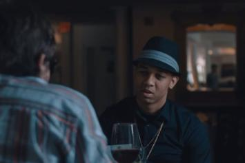 "Lil Bibby ""Never Go Against The Family"" Video"
