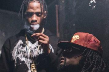 Wale Previews Upcoming Collab With Travis Scott During Live Show In NYC