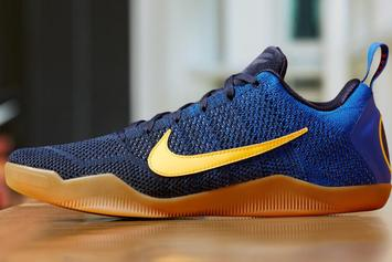 "There's a New ""Mambacurial"" Nike Kobe 11 Releasing Soon"