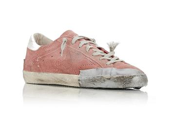 """""""Distressed"""" Golden Goose Shoes Are Really Selling For $585 At Barneys"""