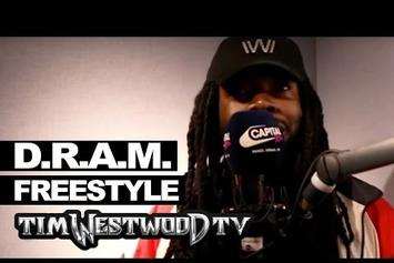 D.R.A.M. Freestyles Over Keith Murray For Tim Westwood TV