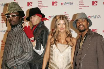 "Black Eyed Peas Release Epic Star-Studded ""Where Is the Love?"" Remix"