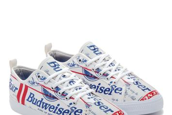 Artists Performing At The Made In America Festival Will Be Gifted Special Edition Budweiser Sneakers