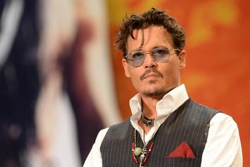"Johnny Depp Reportedly Set To Star In Upcoming Tupac & Biggie Film ""Labyrinth"""