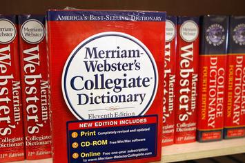 The Merriam-Webster Dictionary Twitter Account Owned An Editor Who Tried To Call Them Out