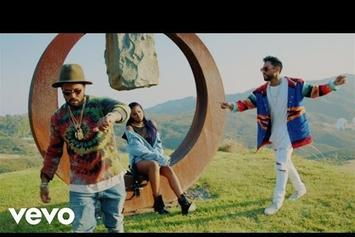 "ScHoolboy Q Feat. Miguel & Justine Skye ""Overtime"" Video"