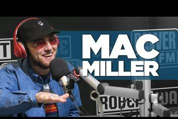 "Mac Miller On New Album: ""Some Might Say I'm Taking A Risk"""
