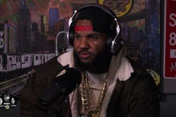 The Game On Ebro In The Morning