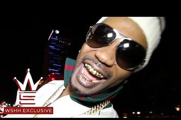 "Juicy J ""How It Go"" Video"