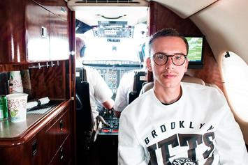 "Logic Explains ""AfricAryaN"" Album Title"