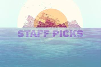 Staff Picks Playlist (October 7)