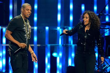 Alicia Keys Brings Out Jay Z & Nas At Surprise NYC Show