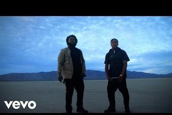 "Bas Feat. Cozz ""Dopamine"" Video"