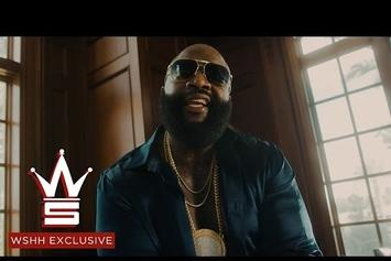 "Rick Ross ""No U-Turns"" Video"