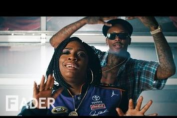 "Kamaiyah Feat. YG ""F*ck It Up"" Video"