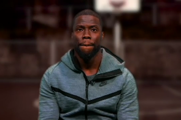 "Kevin Hart Stars In Hilarious ""Playing With Hart"" 30 For 30 Film"