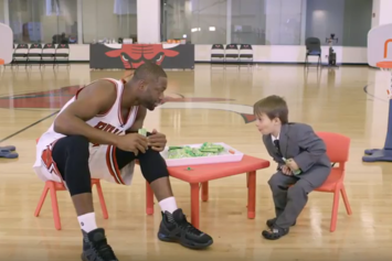 """Watch This Hilarious Bulls Skit Called """"Late Night Snack With Henry"""""""